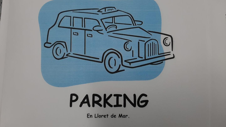 PARKING EN LLORET DE MAR